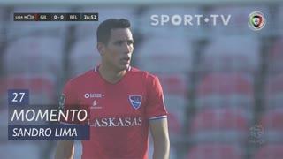 Gil Vicente FC, Jogada, Sandro Lima aos 27'