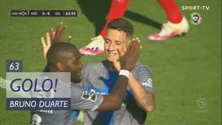 GOLO! Vitória SC, Bruno Duarte aos 63', Vitória SC 1-0 Gil Vicente FC