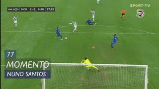 Moreirense FC, Jogada, Nuno Santos aos 77'