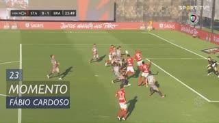 Santa Clara, Jogada, Fábio Cardoso aos 23'