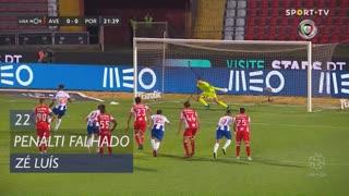 FC Porto, Jogada, Zé Luís aos 22'
