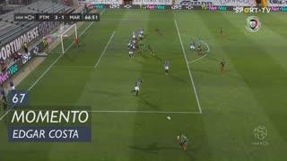Marítimo M., Jogada, Edgar Costa aos 67'