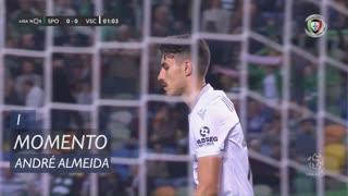 Vitória SC, Jogada, André Almeida aos 1'