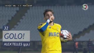 GOLO! FC Porto, Alex Telles aos 32', Belenenses 1-1 FC Porto
