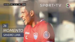 Gil Vicente FC, Jogada, Sandro Lima aos 36'