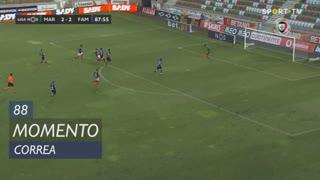 Marítimo M., Jogada, Correa aos 88'