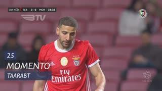 SL Benfica, Jogada, Taarabt aos 25'