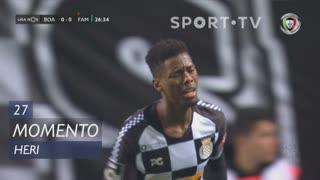 Boavista FC, Jogada, Heri aos 27'