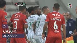 Vitória FC, Caso, Zequinha aos 21'