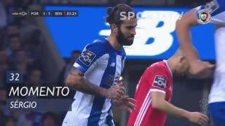 FC Porto, Jogada, Sérgio aos 32'