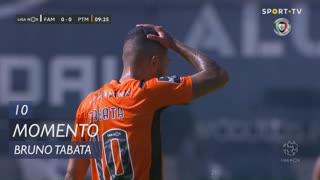 Portimonense, Jogada, Bruno Tabata aos 10'