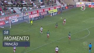 SC Braga, Jogada, Trincão aos 58'