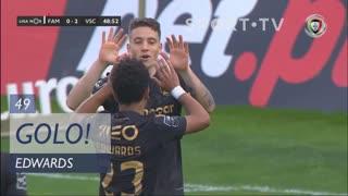 GOLO! Vitória SC, Edwards aos 49', FC Famalicão 0-3 Vitória SC