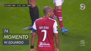SC Braga, Jogada, Wilson Eduardo aos 74'