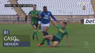 FC Famalicão, Caso, Nehuen aos 81'