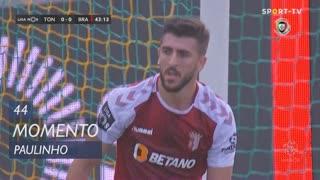 SC Braga, Jogada, Paulinho aos 44'