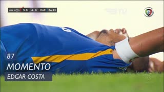 Marítimo M., Jogada, Edgar Costa aos 87'