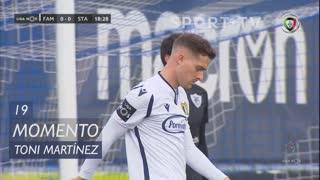 FC Famalicão, Jogada, Toni Martínez aos 19'