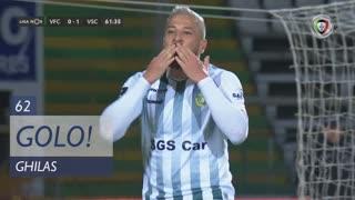 GOLO! Vitória FC, Ghilas aos 62', Vitória FC 1-1 Vitória SC