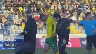 FC P.Ferreira, Caso, Tanque aos 85'