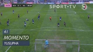 Boavista FC, Jogada, Yusupha aos 41'