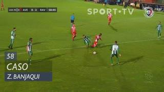CD Aves, Caso, Zidane Banjaqui aos 58'