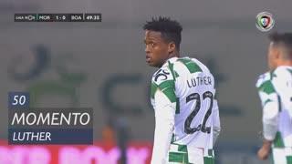 Moreirense FC, Jogada, Luther aos 50'
