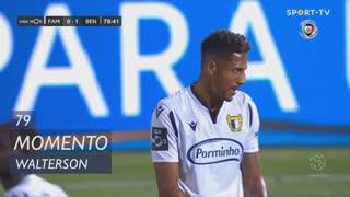 FC Famalicão, Jogada, Walterson aos 79'