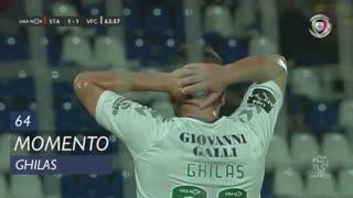 Vitória FC, Jogada, Ghilas aos 64'