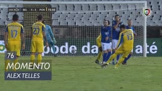 FC Porto, Jogada, Alex Telles aos 76'