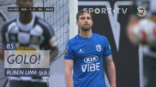 GOLO! Boavista FC, Rúben Lima (p.b.) aos 85', Boavista FC 1-2 Belenenses SAD