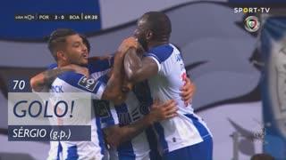 GOLO! FC Porto, Sérgio aos 70', FC Porto 3-0 Boavista FC