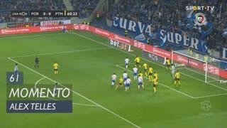 FC Porto, Jogada, Alex Telles aos 61'