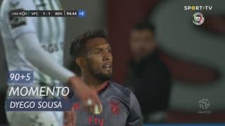SL Benfica, Jogada, Dyego Sousa aos 90'+5'