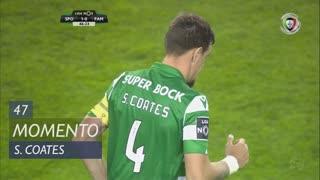 Sporting CP, Jogada, S. Coates aos 47'