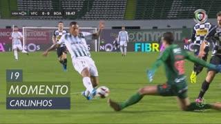 Vitória FC, Jogada, Carlinhos aos 19'