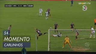 Vitória FC, Jogada, Carlinhos aos 54'
