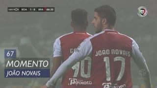SC Braga, Jogada, João Novais aos 67'