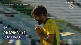 FC P.Ferreira, Jogada, João Amaral aos 49'