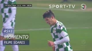 Moreirense FC, Jogada, Filipe Soares aos 45'+1'