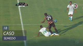 Vitória FC, Caso, Semedo aos 18'
