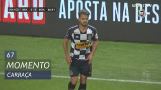 Boavista FC, Jogada, Carraça aos 67'