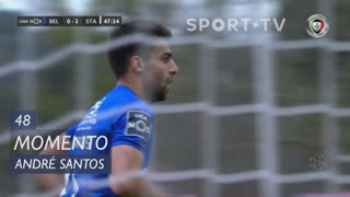 Belenenses, Jogada, André Santos aos 48'