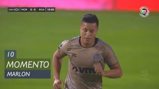 Boavista FC, Jogada, Marlon aos 10'