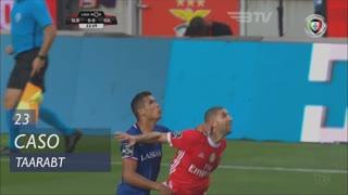 SL Benfica, Caso, Taarabt aos 23'