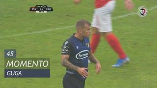 FC Famalicão, Jogada, Guga aos 45'