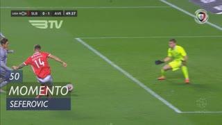 SL Benfica, Jogada, Seferovic aos 50'