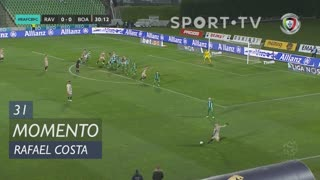 Boavista FC, Jogada, Rafael Costa aos 31