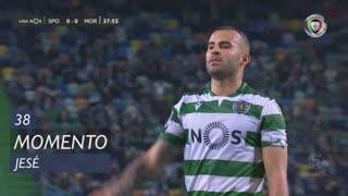 Sporting CP, Jogada, Jesé aos 38'