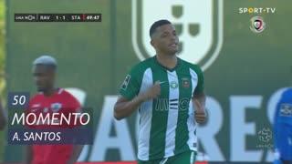 Rio Ave FC, Jogada, Aderllan Santos aos 50'